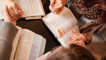 Women's Meeting at Crossroads Christian Fellowship